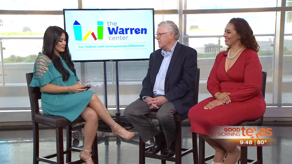 Good Morning Texas Interview - The Warren Center
